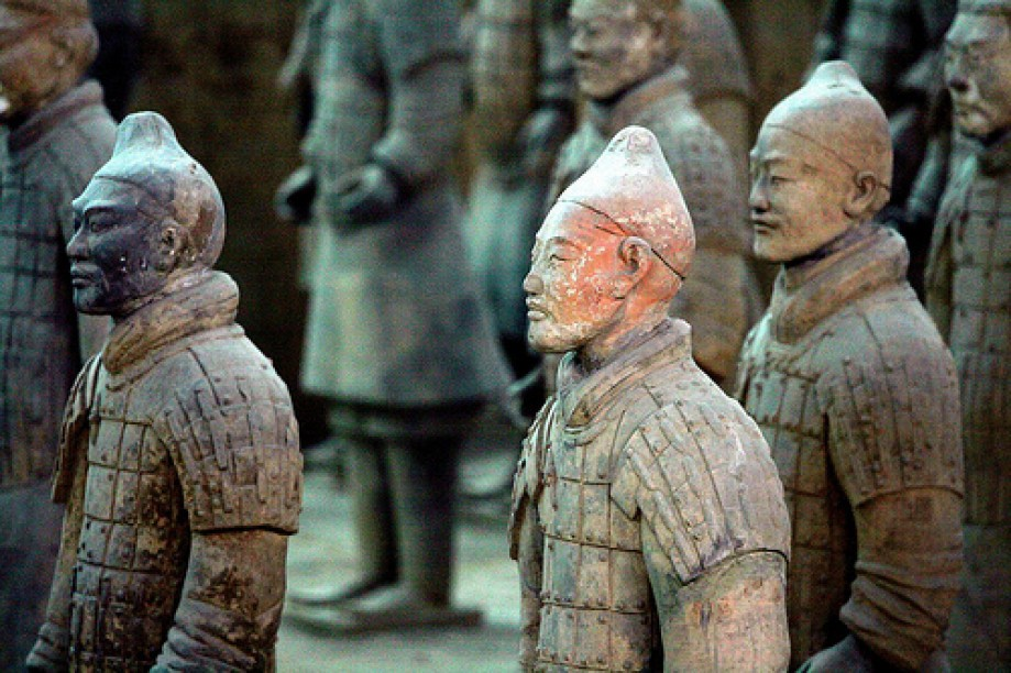 Trip photo #66/88 Xi'an Terracota Warriors