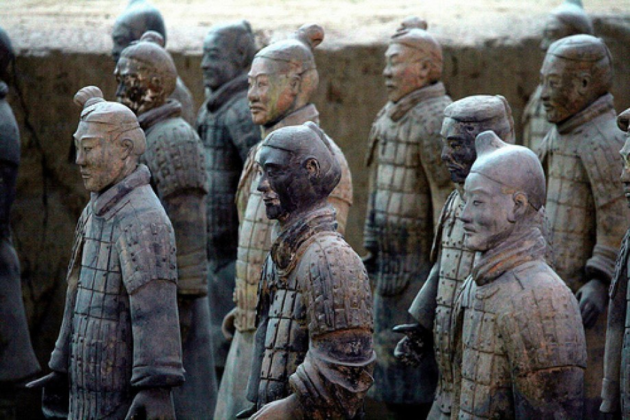 Trip photo #67/88 Xi'an Terracota Warriors