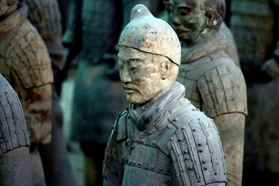 Trip photo #68/88 Xi'an Terracota Warriors