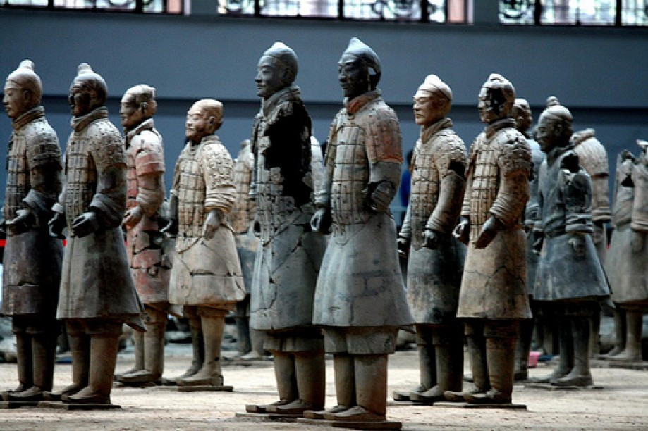 Trip photo #70/88 Xi'an Terracota Warriors