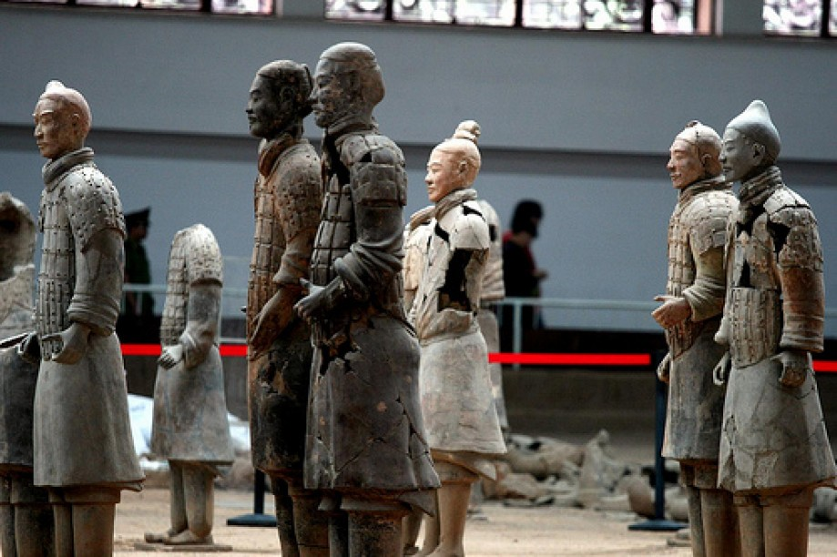 Trip photo #71/88 Xi'an Terracota Warriors