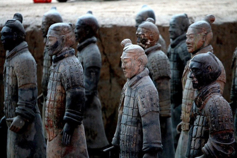 Trip photo #72/88 Xi'an Terracota Warriors