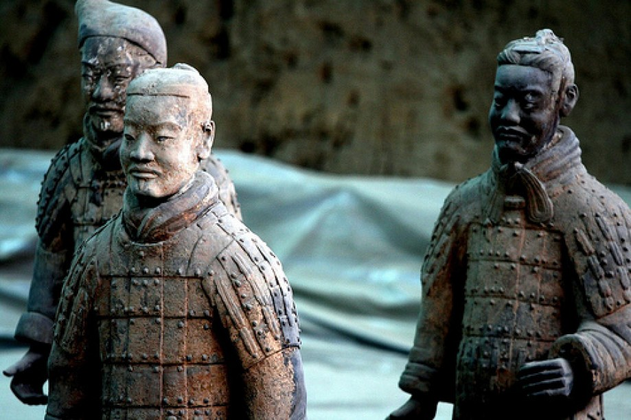 Trip photo #61/88 Xi'an Terracota Warriors