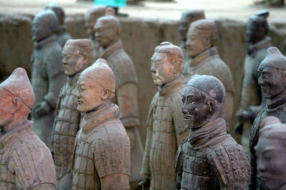 Trip photo #62/88 Xi'an Terracota Warriors