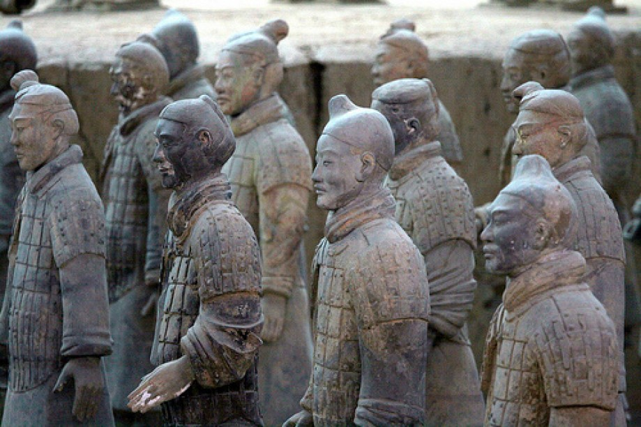 Trip photo #63/88 Xi'an Terracota Warriors