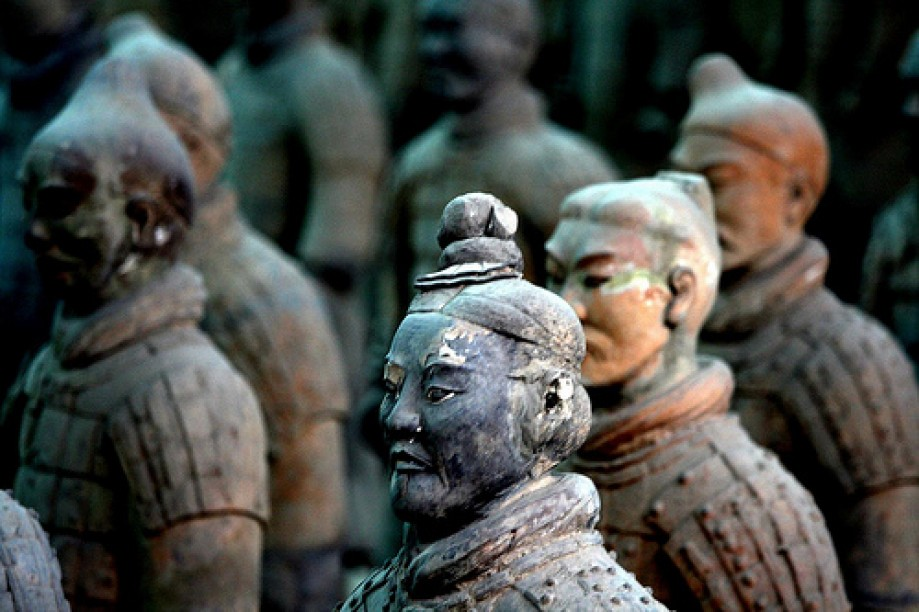 Trip photo #64/88 Xi'an Terracota Warriors