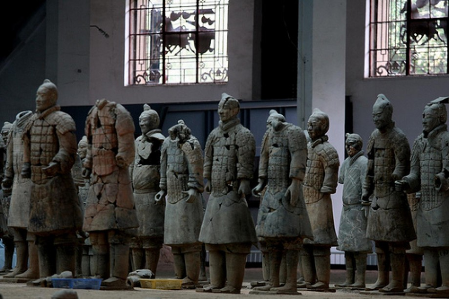 Trip photo #73/88 Xi'an Terracota Warriors