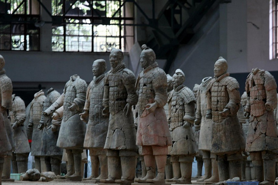 Trip photo #74/88 Xi'an Terracota Warriors