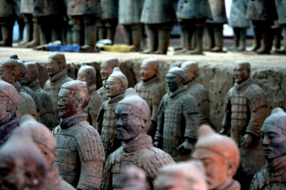 Trip photo #75/88 Xi'an Terracota Warriors