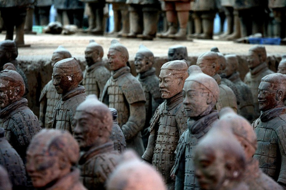 Trip photo #76/88 Xi'an Terracota Warriors