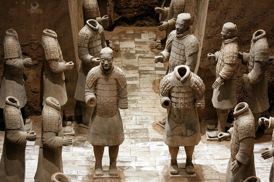 Trip photo #78/88 Xi'an Terracota Warriors