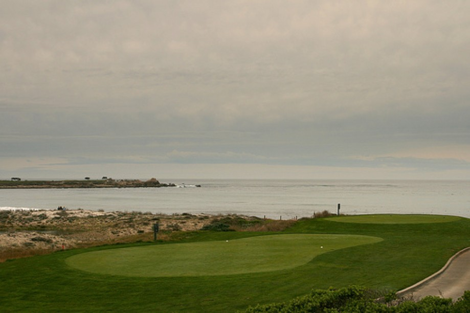 Trip photo #25/29 Green on Spanish Bay Course