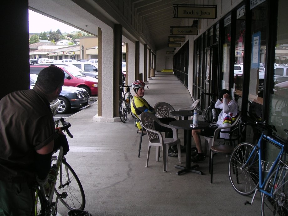Trip photo #12/15 Bodi's Coffee refreshment stop