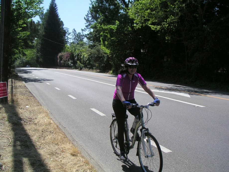 Trip photo #6/19 Top of Moraga Way