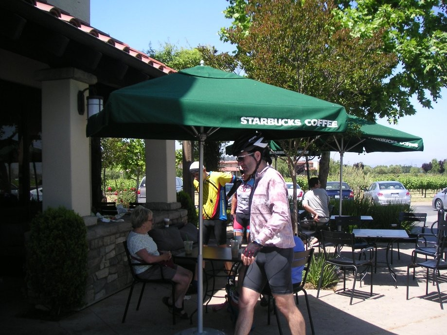 Trip photo #9/10 2nd Starbucks stop on Vineyard