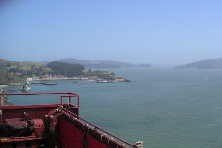 Trip photo #7/20 Horseshoe Cove and Angel Island