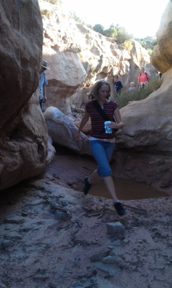 Trip photo #6/17 A Small but Muddy Obstacle