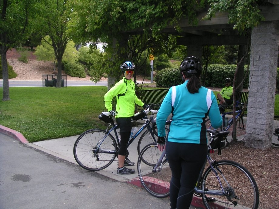Trip photo #10/14 Rest stop at Livorna Park