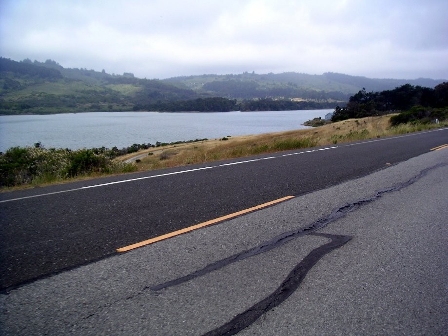 Trip photo #14/40 Upper Crystal Springs Rsvr.