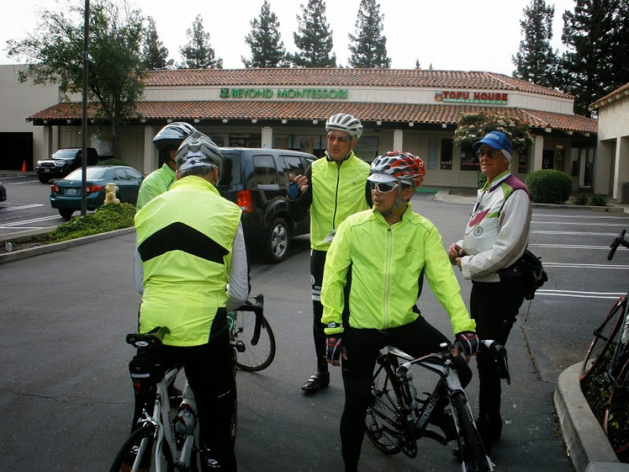 Trip photo #1/4 Start at Dublin location of Livermore Cyclery