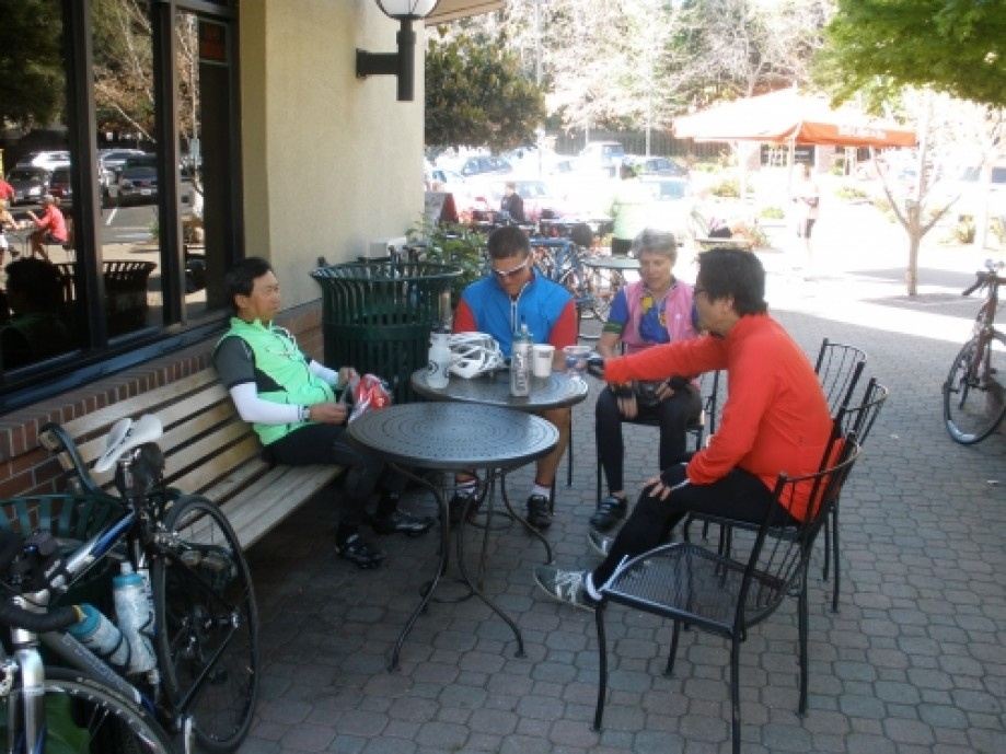 Trip photo #7/7 Stop at Peets