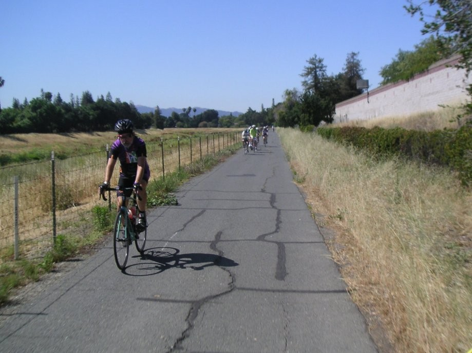 Trip photo #8/16 Iron Horse trail through Concord