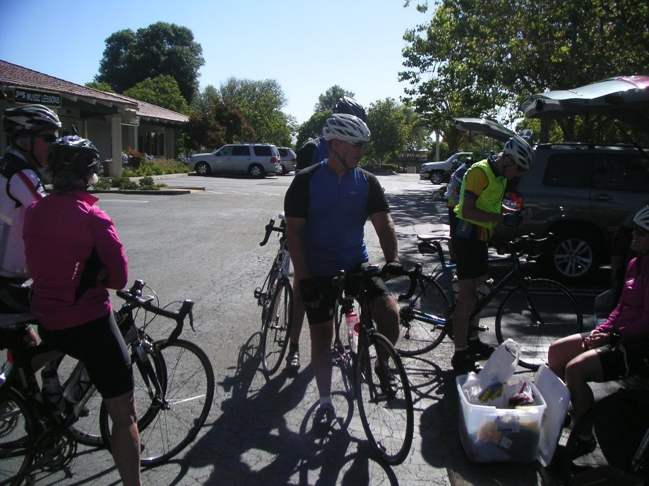 Trip photo #1/8 Start at the Dublin location of Livermore Cyclery