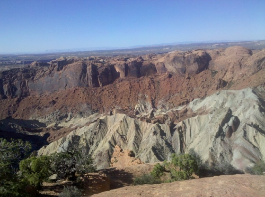 Trip photo #1/2 crater