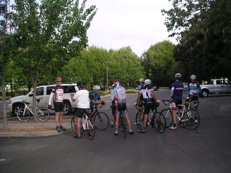 Trip photo #1/9 Start at San Ramon Central Park