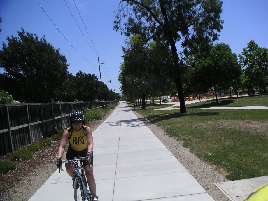 Trip photo #7/9 Iron Horse trail through Pleasanton