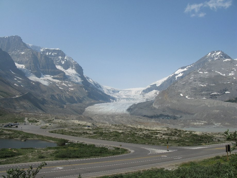 Trip photo #54/76 Athabasca glacier