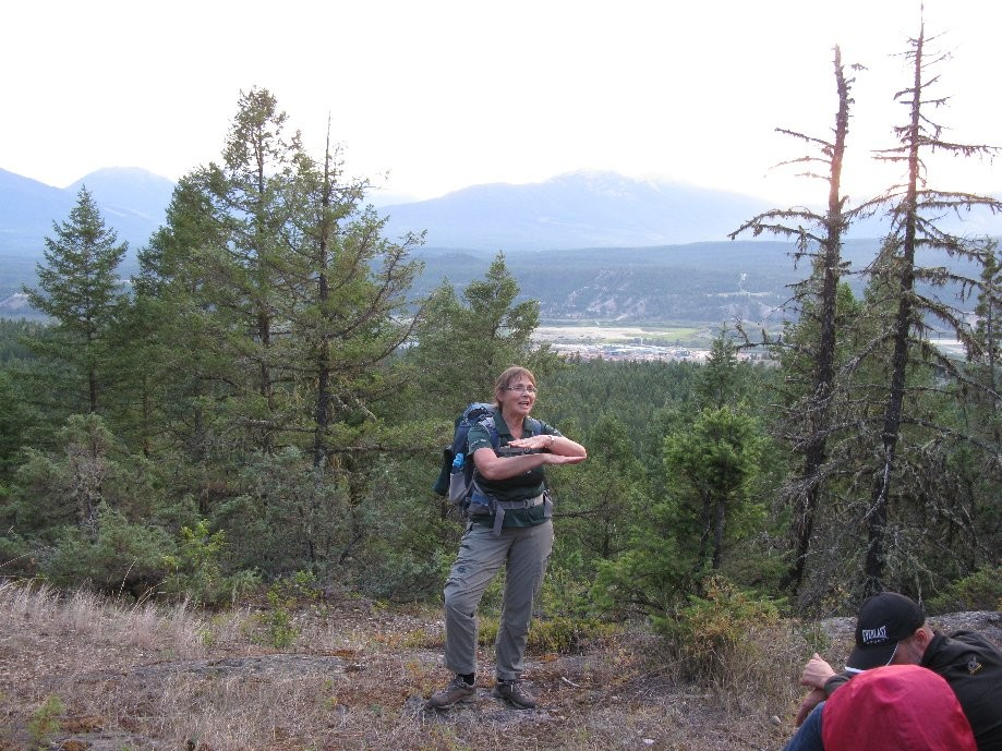 Trip photo #16/20 Ranger-led hike at camp ground