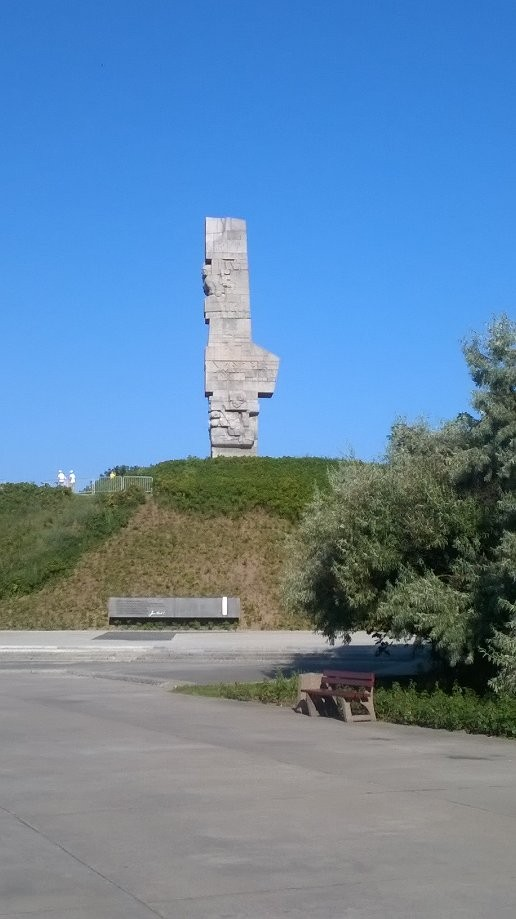 Trip photo #4/9 Pomnik na Westerplatte.