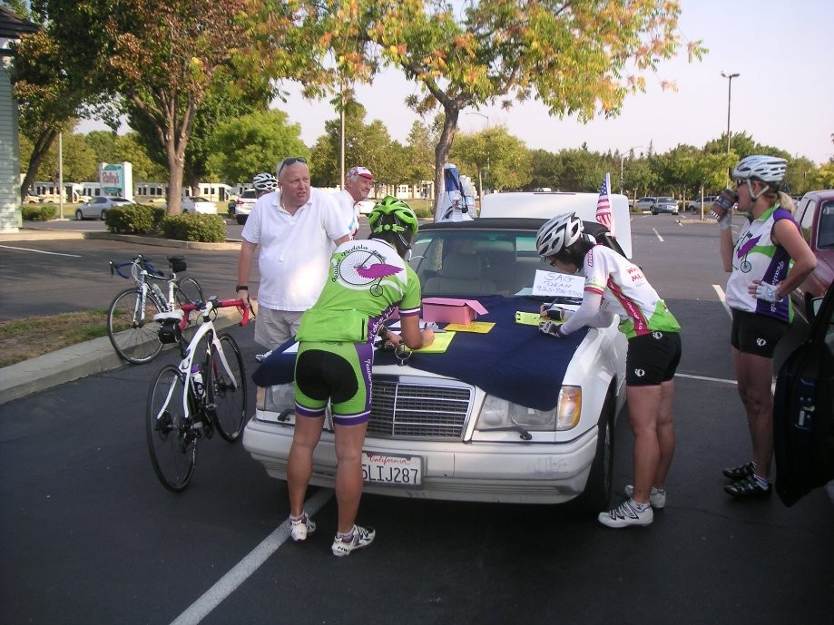 Trip photo #1/15 Ride start at Crank-2 in south Pleasanton