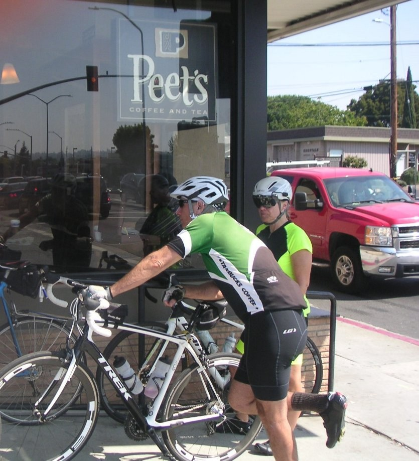 Trip photo #10/14 Stop at Peet's in Castro Valley