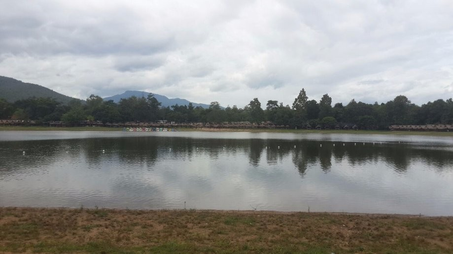 Trip photo #1/8 The lake_ Huay Tung Tao