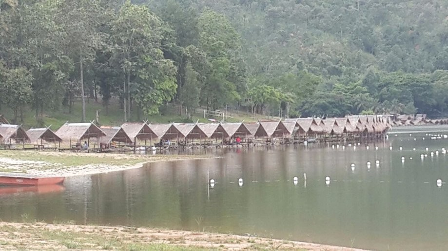 Trip photo #7/8 Fishing huts.
