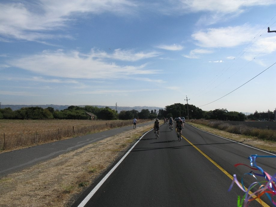 Trip photo #11/63 Patterson Ranch rd. into the Coyote Hills