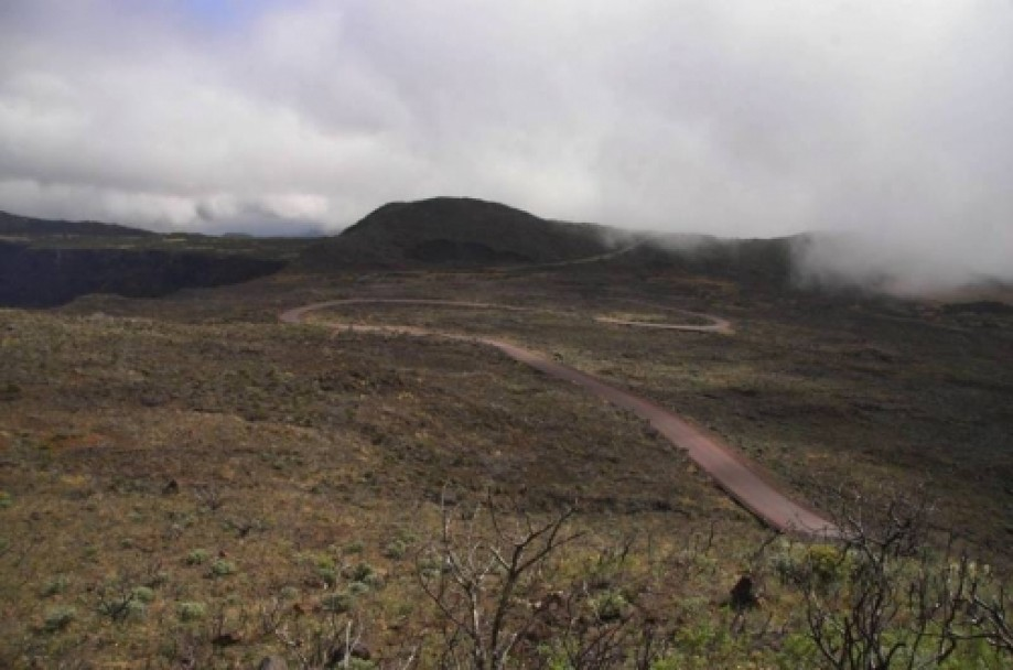 Trip photo #15/17 Route du Volcan - Volcano road