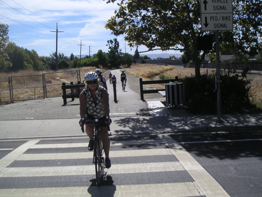 Trip photo #8/8 Iron Horse at Amador Valley