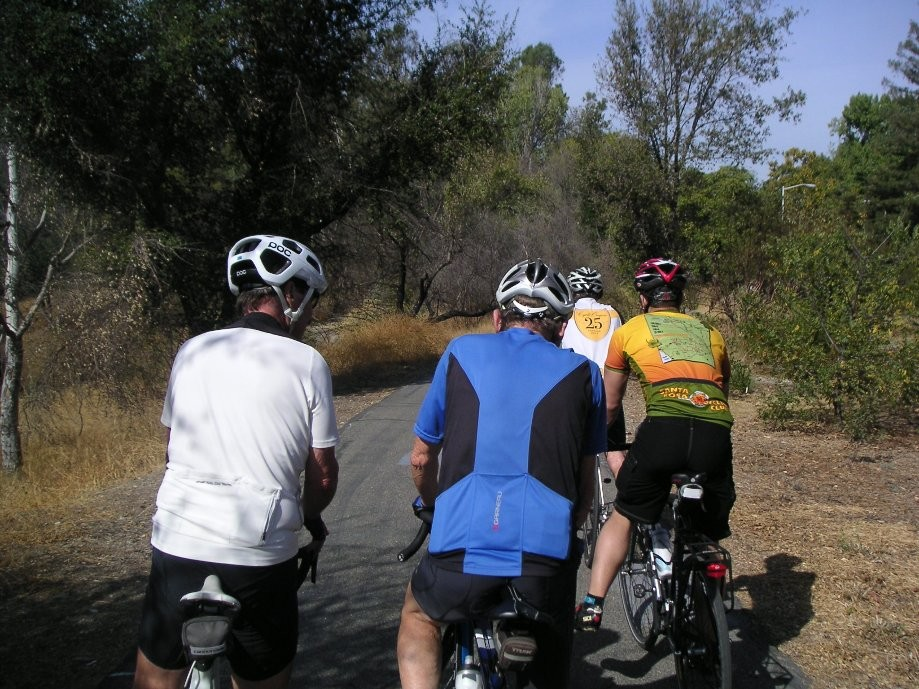 Trip photo #11/21 Arroyo Trail through Livermore