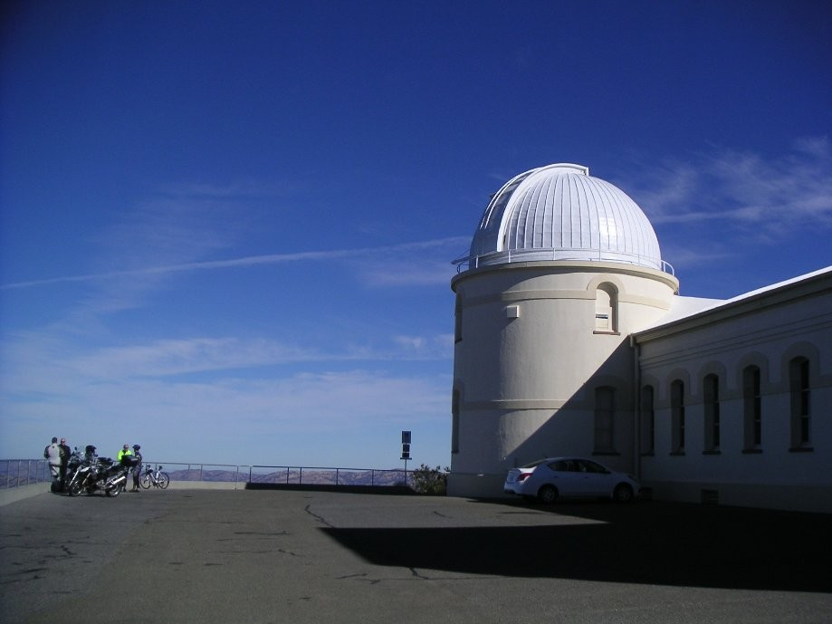 "Trip photo #14/18 36"" Crossley Reflector dome"
