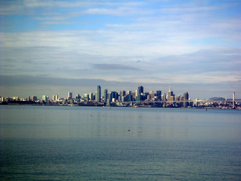 Trip photo #13/24 SF skyline across the bay