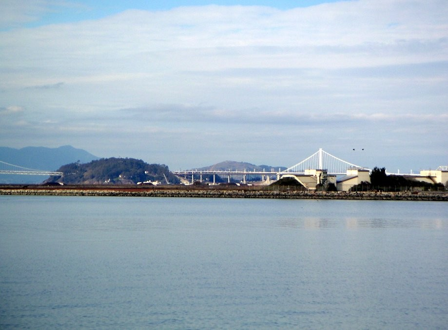Trip photo #14/24 New Bay Bridge and Yerba Buena island