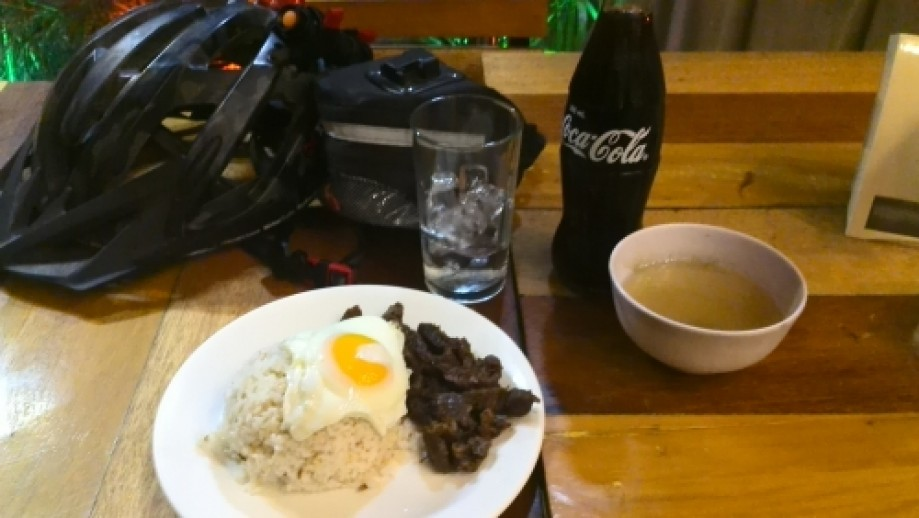 Trip photo #1/1 Tapsilog dinner at Tapsi ni Vivian
