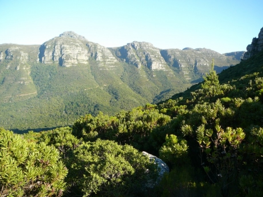 Trip photo #1/16 View toward Orange Kloof.