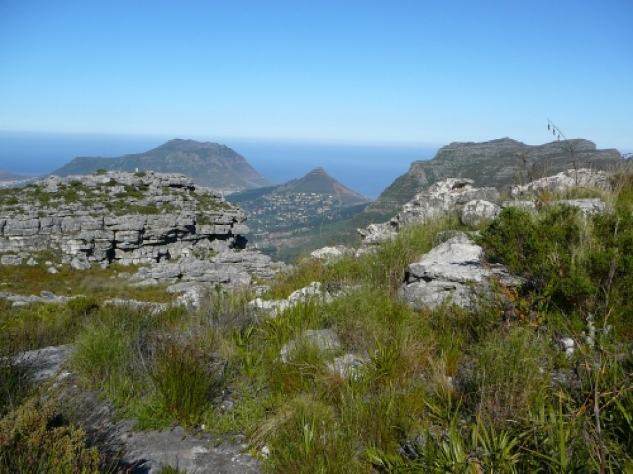 Trip photo #6/16 Little Lion's Head and Karbonkelberg.