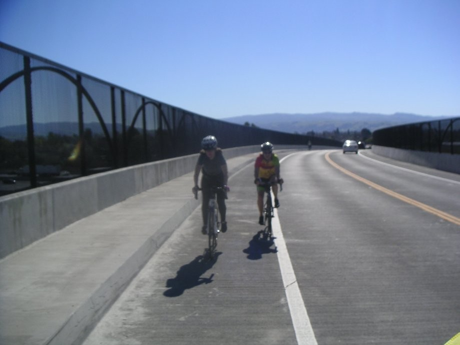 Trip photo #14/19 I-580 overpass on Portola