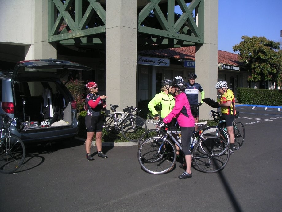 Trip photo #1/11 Start from Livermore Cyclery in Dublin