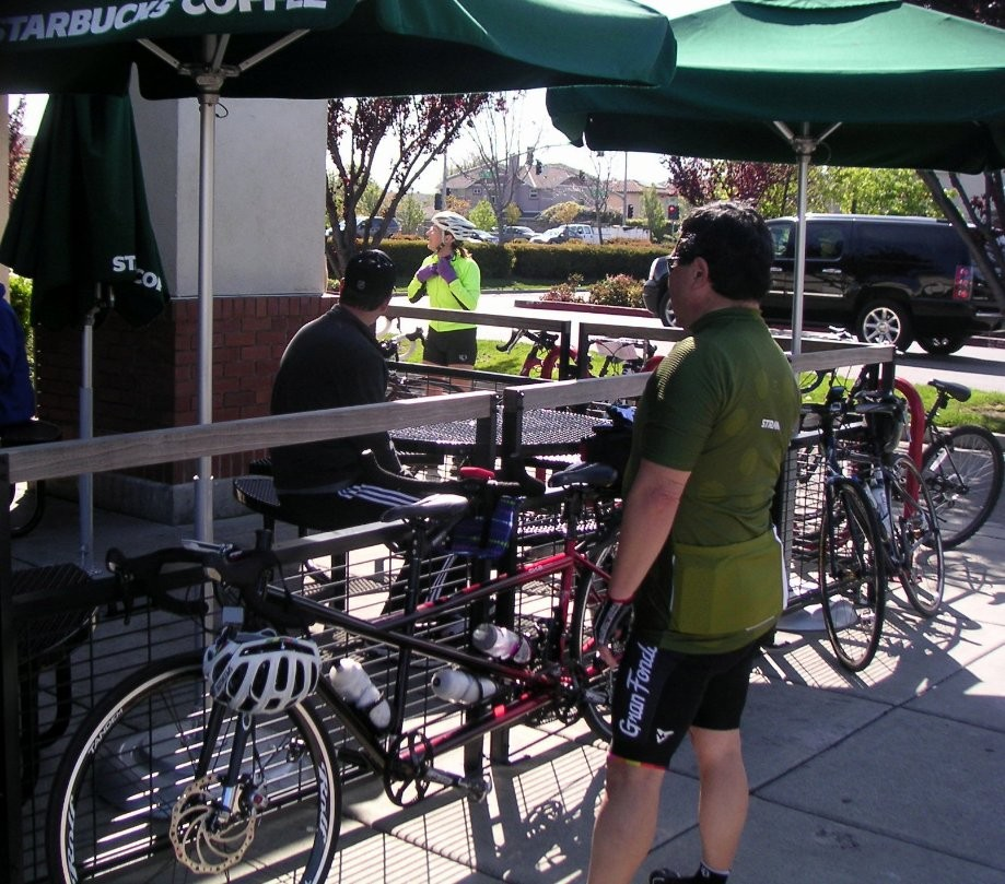 Trip photo #19/22 2nd Starbucks stop on Vasco